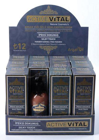 Argan Oil Extract Cream