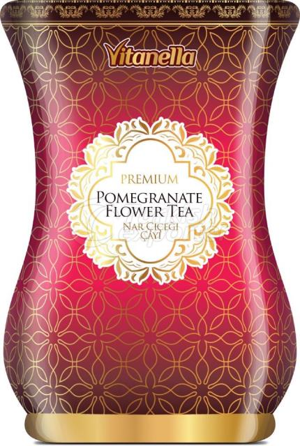Pomegranate Flower Tea