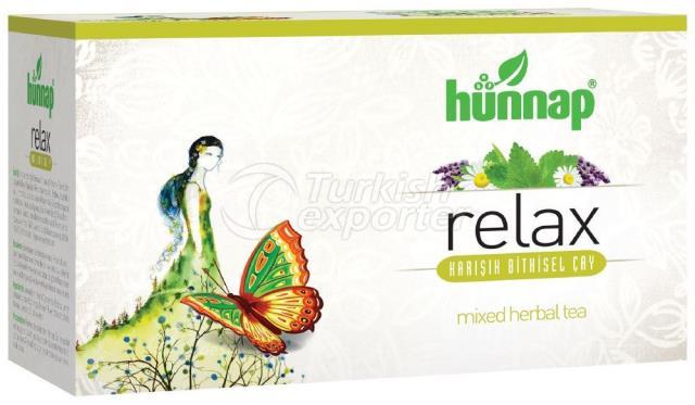 Relax Tea Hunnap