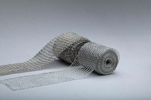 Flat Knitted Copper Tape