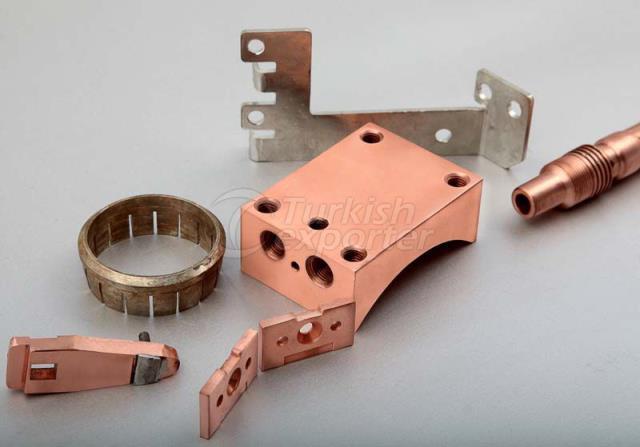 Custom Parts Manufacturing