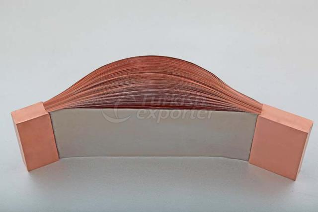 Press Riveted Flexible Copper