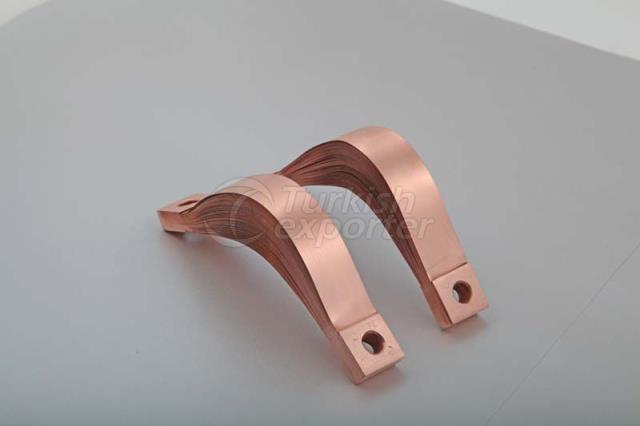 Press Riveted Flexible Copper