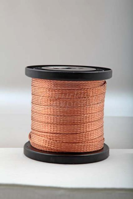 Braided Copper Tape