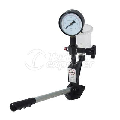 Injector Pressure Test Gauge