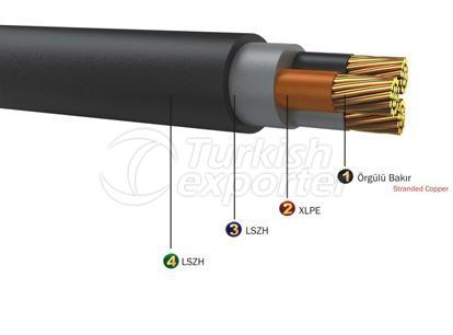 Installation Cables N2XH