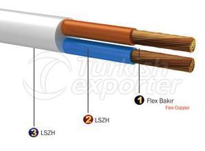 Installation Cables H3Z1Z1-F