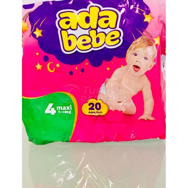 Ada Baby Diaper