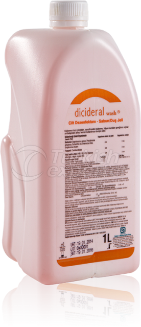 DICIDERAL WASH SKIN DISINFECTANT