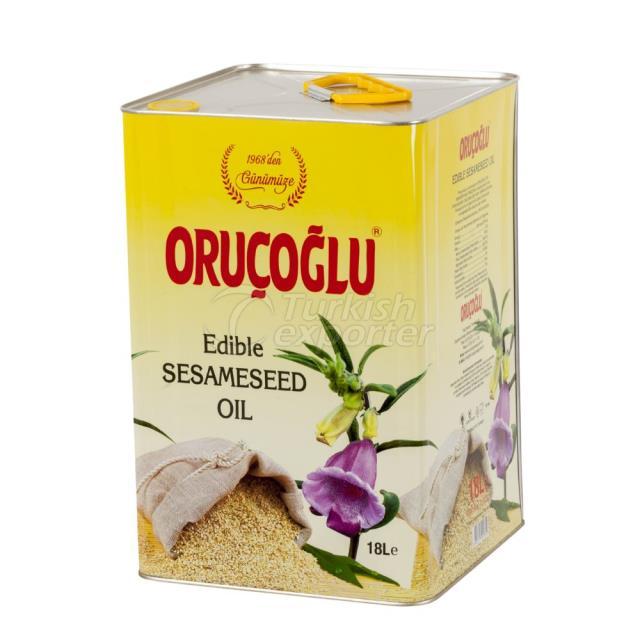 Edible Sesameseed Oil 18lt