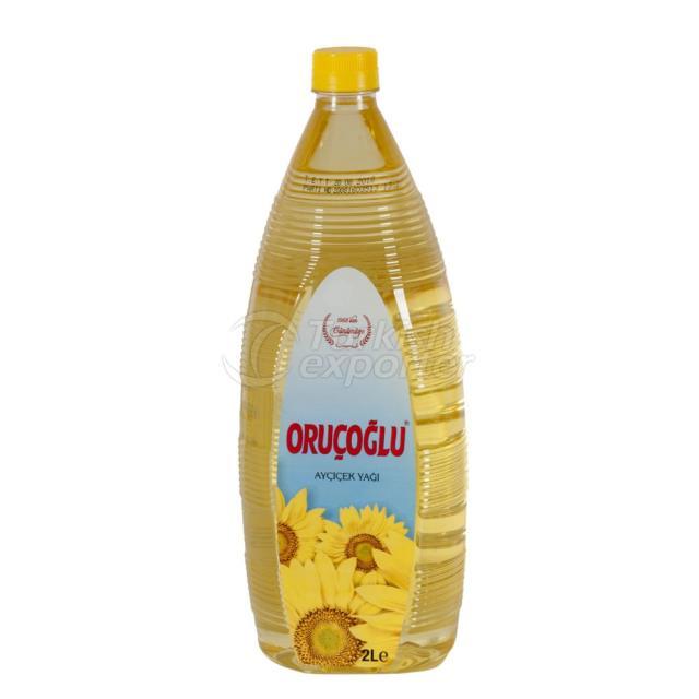 Sunflower Oil 2lt