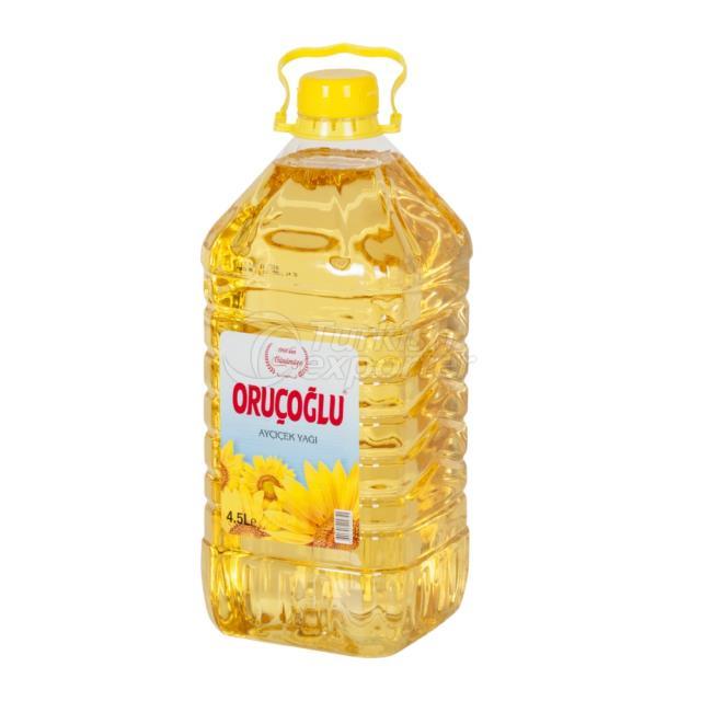 Sunflower Oil 4.5lt