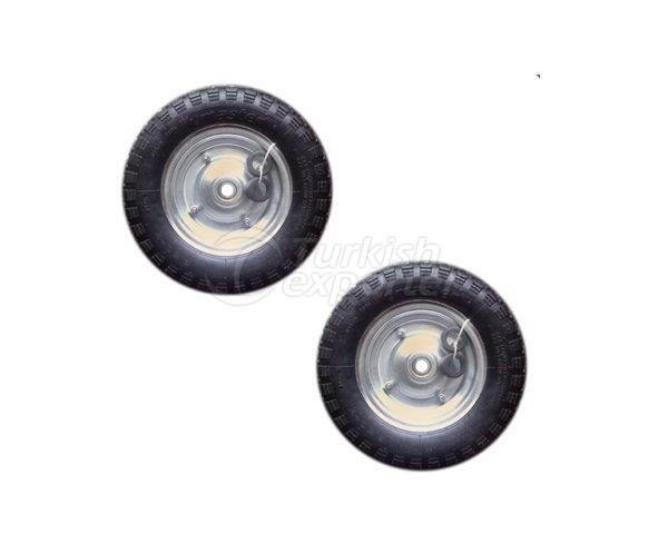 Inflatable Wheel Ball
