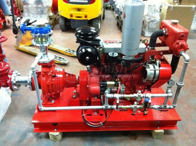 Diesel Engine Chassis