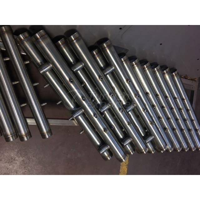 Stainless Blasting Collectors