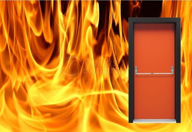 Fire Exit Doors PANIC - 2