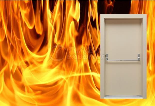 Fire Exit Doors PANIC - 1