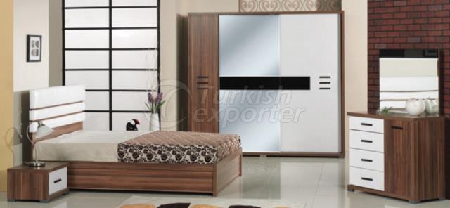 Bedroom Sets - 101 Elena