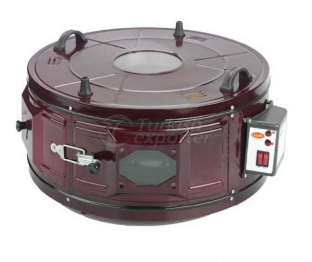 Round Oven - 204