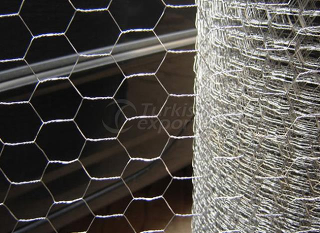 Hexagonal wire