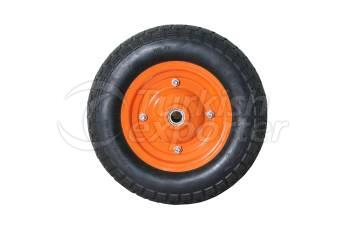 Pneumatic Tyre with Bear