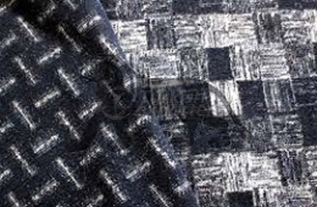 Jacquard Interlock Knitted Fabrics