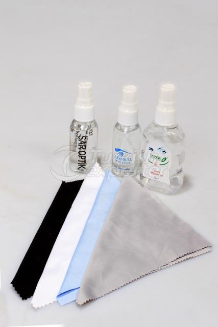Cleaning Spray For Glasses