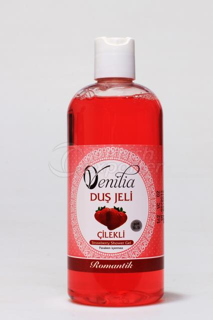Shower Gel Strawberry