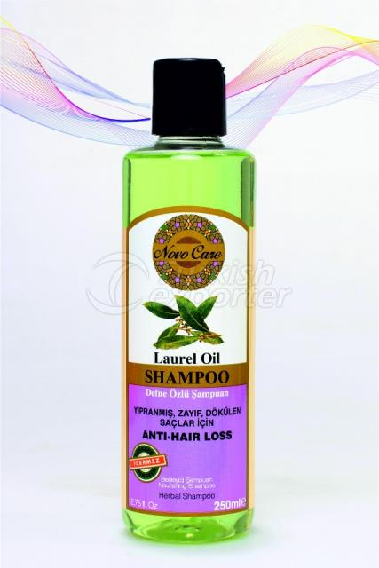 Shampoo With Laurel Oil