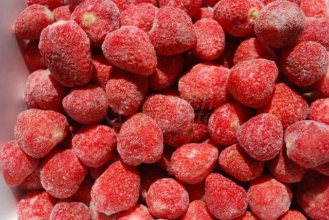 Frozen Tiago Strawberry