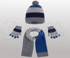 Hat - Beret - Gloves