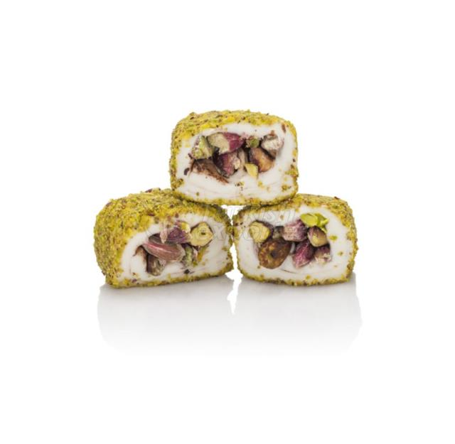 Sultan Turkish Delight with Pistachio