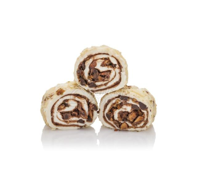 Sultan Turkish Delight with Walnut - Chocolate