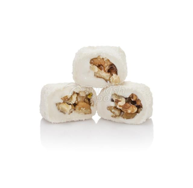 Sultan Turkish Delight with Walnut