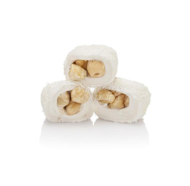 Sultan Turkish Delight with Hazelnut