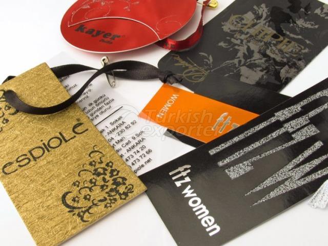 Textile Tags