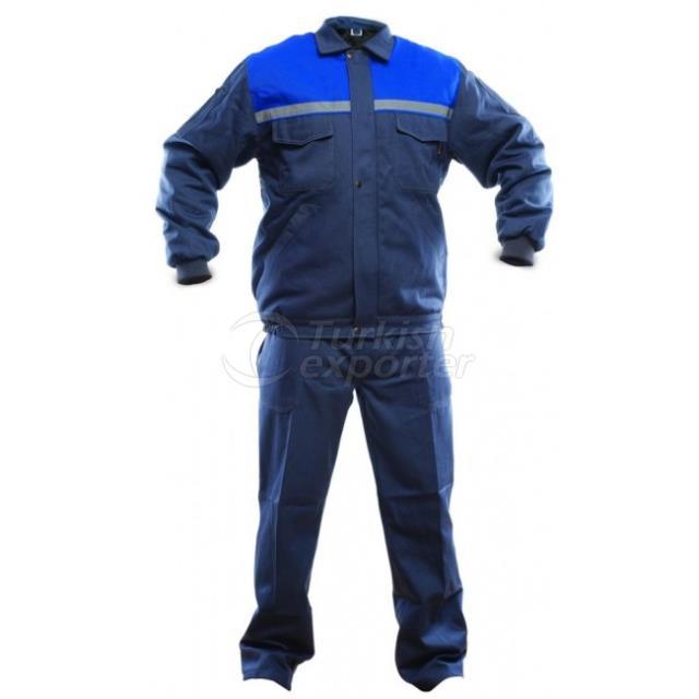 Trouser Coat Suit 01