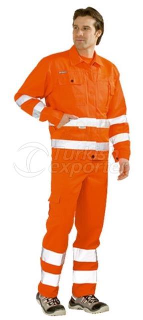Trousers Suit 02