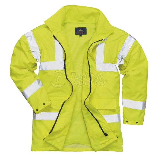 High Visibility Jacket - Coat