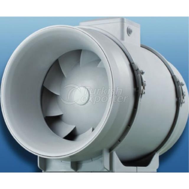 Plastic Duct Fans DPKF 125