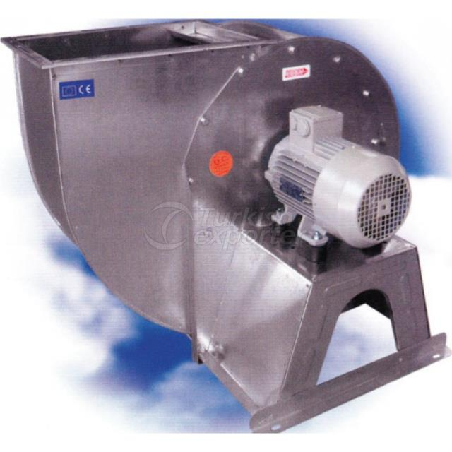 Single Inlet Centrifugal Fans DTEF-1