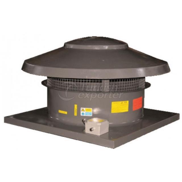 Axial Roof Fan DAÇF 300