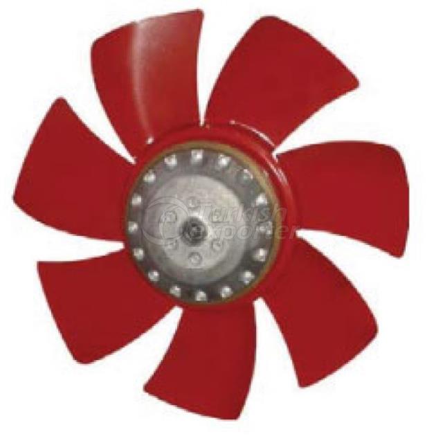 Axial Fan Motor DAM-18-170