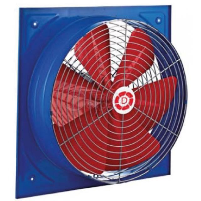 Square Type Industrial Fans DKSA 250-1