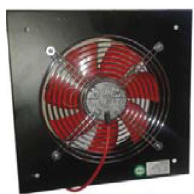 Square Axial Fan DKA-200