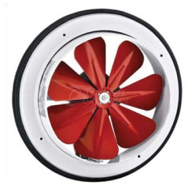 Axial Chimney Fans DABA-160