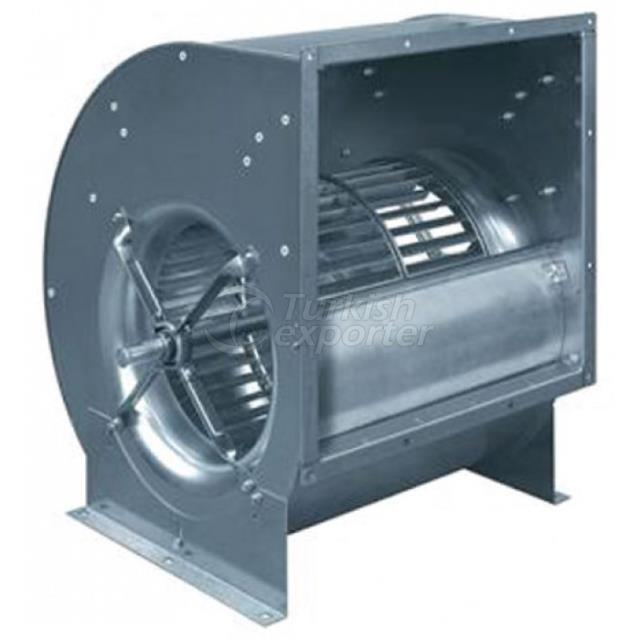 Square Centrifugal Inline Fans DHF - 2