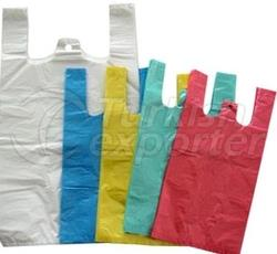 Vest Type of Carrier Bags - Printed-Unprinted