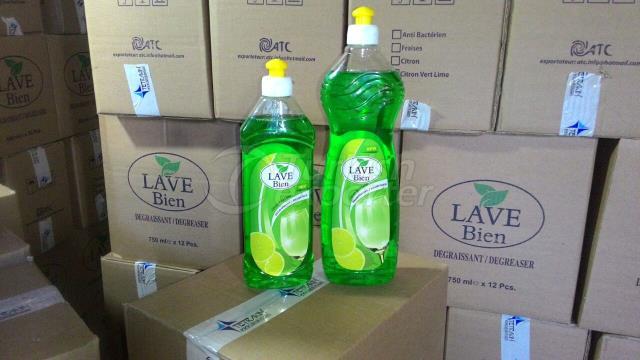 Liquid Detergent for Dish Washing