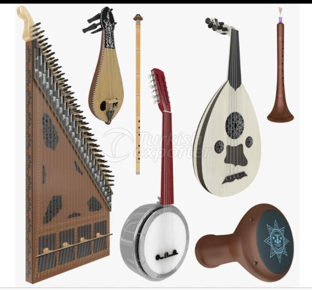 instruments music